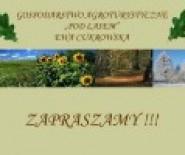 "Gospodarstwo Agroturystyczne ""PoD Lasem"""