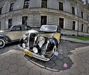 JAGUAR 1938r  &  DODGE 1937r