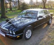 Jaguar do ślubu