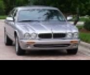 Jaguar XJ8 srebrny - wynajem