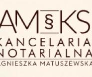 Kancelaria notarialna notariusz Agnieszka Matuszewska