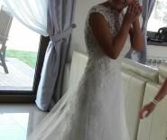 Koronkowa przepiekna suknia slubna