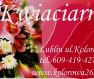 Kwiaciarnia Kolorowa