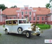 Limuzyna Retro - Lata dwudzieste - Cadillac Imperial - Wynajem