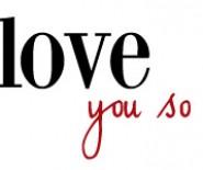 Love You So - fotografia ślubna