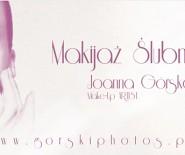 MAKE-UP ARTIST Joanna Górska