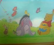 malowanie bajkowe na ścianie