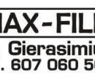 MAX-FILM Gierasimiuk -  Video-Foto Siemiatycze Suknie Ślubne