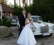 Mercedesem do ślubu