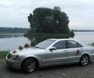 Mercedesem S500 do ślubu