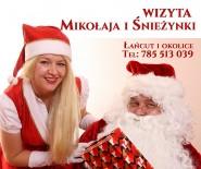Mikołaj w Rzeszowie
