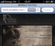 Mobile-tattoo