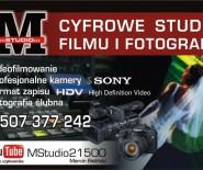 MStudio - CYFROWE STUDIO FILMU I FOTOGRAFII