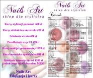 Nails Art wszystko do paznokci kursy kosmetyka paznokie Sosn