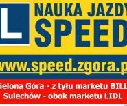 Nauka Jazdy SPEED Zielona Góra Sulechów