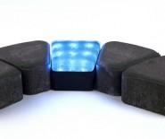 Oferta dla domów weselnych - swiecąca kostka brukowa LED HIT