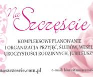 organizacja ślubów,wesel , uroczystości rodzinnych ,dekoracj