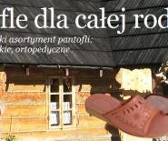 P.H.U. Szałas: Produkcja pantofli skórzanych i regionalnych