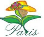 Paris - herbaty i kwiaty