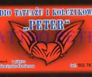 ",,PETER""''studio tattoo&piercing"