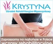 """PGAU Ośrodek Rehabilitacyjno-Wypoczynkowy """"Krystyna"""""""