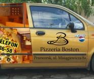 Pizzeria Boston
