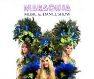 pokaz taneczny poznań, tancerki poznań, samba poznań