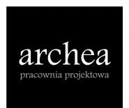 Pracownia Projektowa ARCHEA Ewa Marchela-Jaszczur