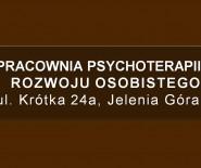 Pracownia Psychoterapii i Rozwoju Osobistego