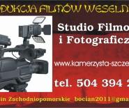 PRODUKCJA FILMÓW WESELNYCH STUDIO FILMOWE SZCZECIN ZACHOD