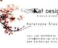 Projektowanie wnętrz Wrocław :: Kat Design