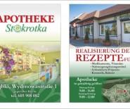"""Punkt Apteczny """"STOKROTKA"""" Zarębska Magdalena"""