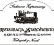 Restauracja Staroswiecka