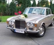 Rolls Royce Silver Shadow Złoty
