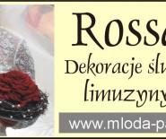 Rossa  dekoracje ślubne, limuzyny retro BIELSKO- BIAŁA