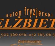 """SALON FRYZJERSKI """"ELŻBIETA"""""""