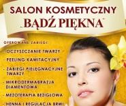 "Salon Kosmetyczny ""Bądź Piękna"""