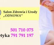 """Salon Zdrowia i Urody """"Odnowa"""""""