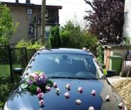 Samochód Bmw E 60 do ślubu