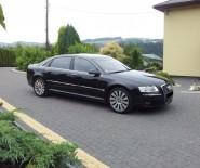 Samochód do ślubu Audi A8 Long