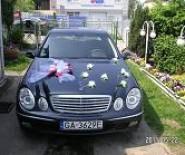 SAMOCHÓD DO ŚLUBU I NIE TYLKO - Mercedes w211 2,7 CDI