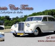 samochod do slubu torun  classiccartorun
