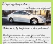 Samochód na wesele - WARSZAWA I OKOLICE.