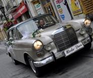 Samochody na ślub.