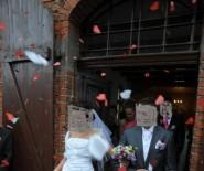 śliczna suknia ślubna firmy ANNAIS