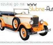 Ślubne-Auto.pl - samochód na ślub, wesele, wynajem aut