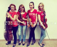 Stay Tuned String Quartet