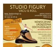 Studio Figury vacu & roll