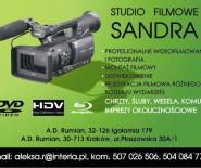 STUDIO FILMOWE SANDRA