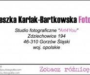 Studio fotograficzne ART4YOU  Agnieszka Karlak-Bartkowska